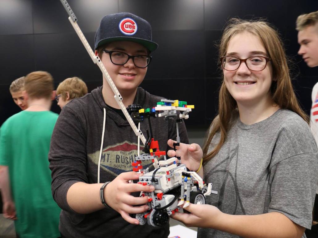 Lego Mindstorm Robotics | Hendricks Careertek